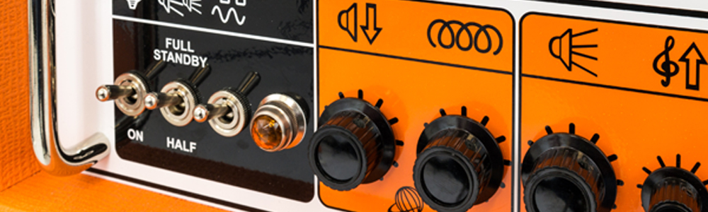 Orange Gitarren Verstärker
